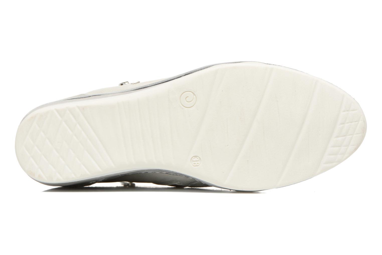 Sneakers Khrio Fucio Zilver boven