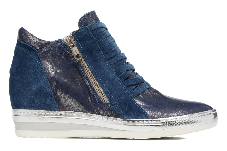 Sneakers Khrio Fucio Blauw achterkant