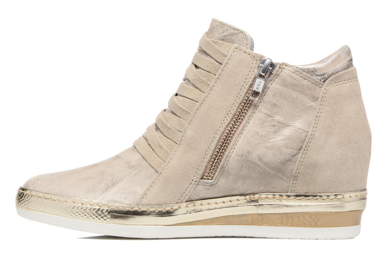 Sneakers Khrio Fucio Grijs voorkant