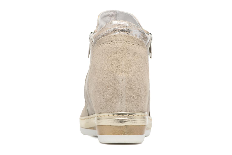 Sneakers Khrio Fucio Grijs rechts