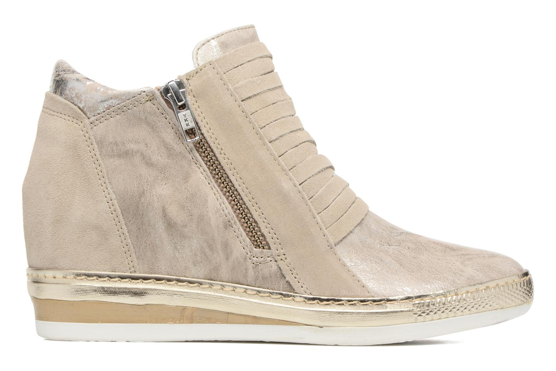 Sneakers Khrio Fucio Grijs achterkant