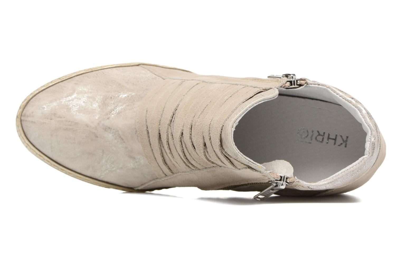 Sneakers Khrio Fucio Grijs links