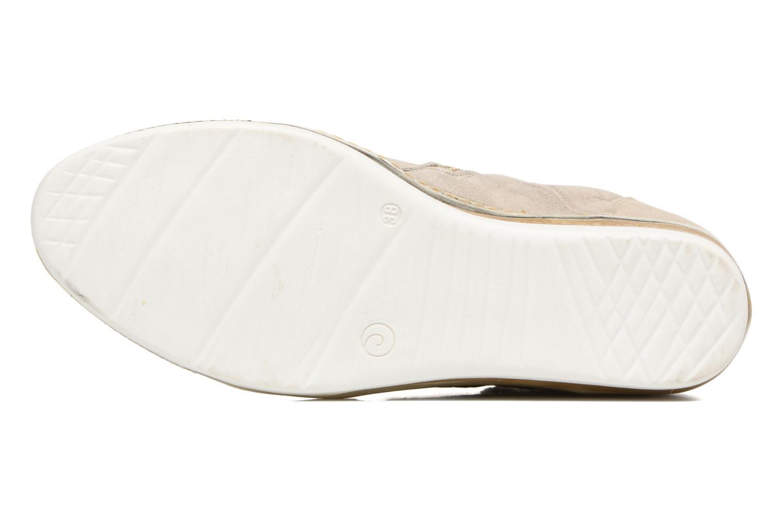 Sneakers Khrio Fucio Grijs boven
