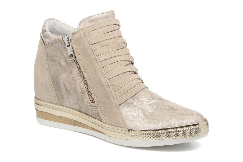 Sneakers Khrio Fucio Grijs detail