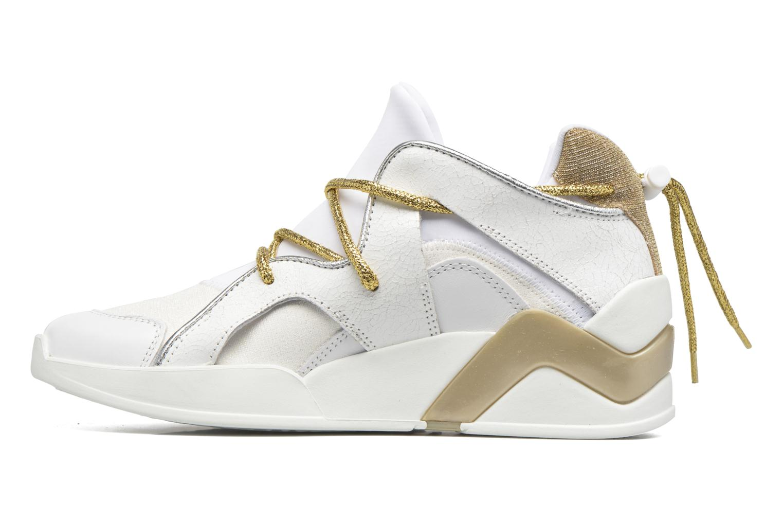 Sneakers Serafini Detroit Wit voorkant