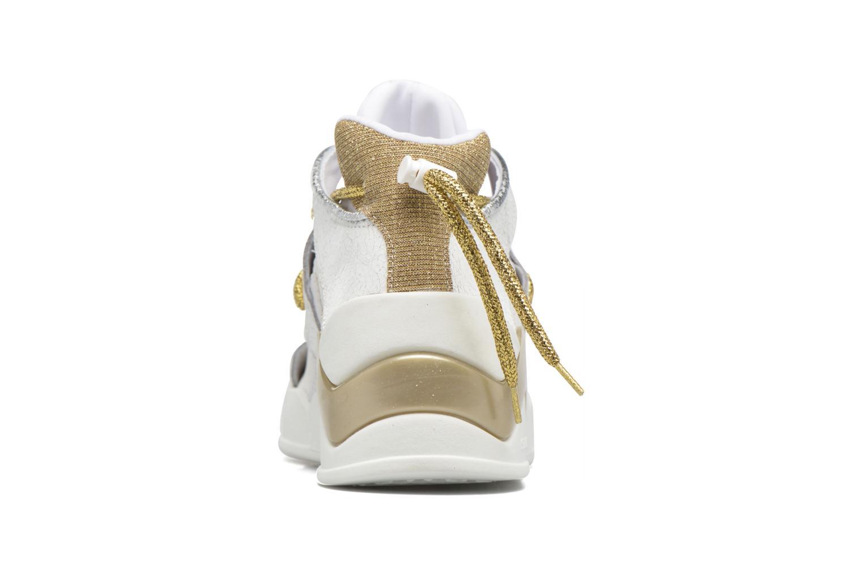 Sneakers Serafini Detroit Wit rechts
