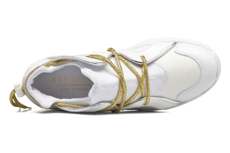 Sneakers Serafini Detroit Wit links