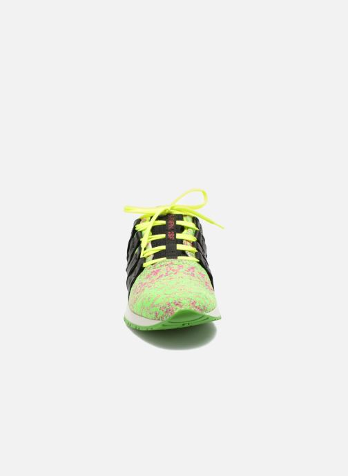 Baskets Serafini Miami Multicolore vue portées chaussures