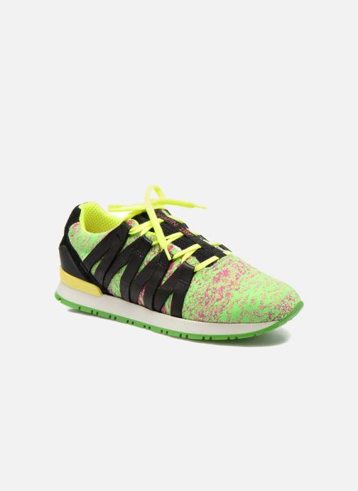 Sneakers Serafini Miami Multicolor detail