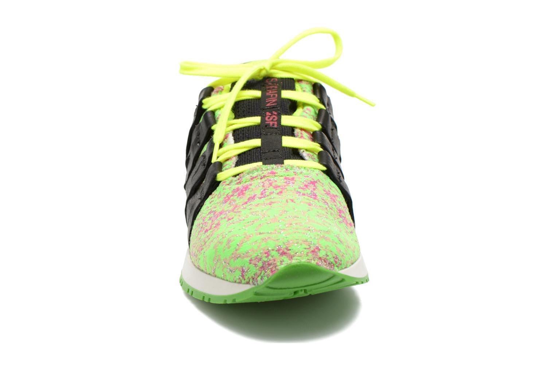 Sneakers Serafini Miami Multicolore modello indossato