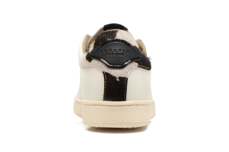 Sneakers Serafini J.Connors Velcro Multi Se fra højre