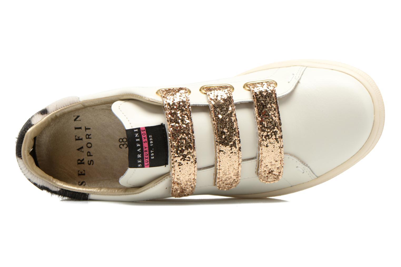 Sneakers Serafini J.Connors Velcro Multi se fra venstre