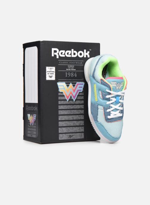 Sneaker Reebok Workout Plus W blau 3 von 4 ansichten