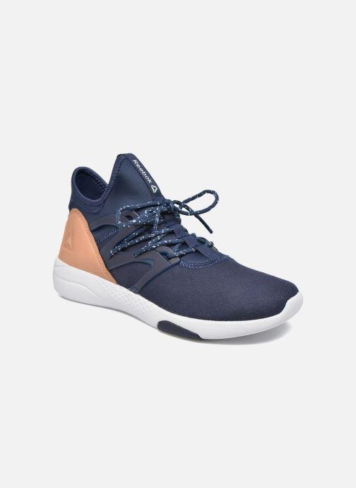 new products 7534e 7a94a Sportssko Reebok Hayasu Blå detaljeret billede af skoene
