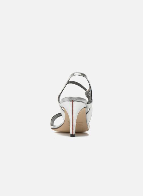 Sandales et nu-pieds Fred Marzo Polly Multicolore vue droite