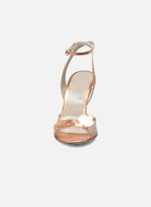 Sandals Fred Marzo Marguerite Multicolor model view
