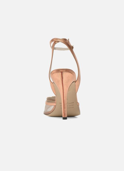 Sandals Fred Marzo Marguerite Multicolor view from the right