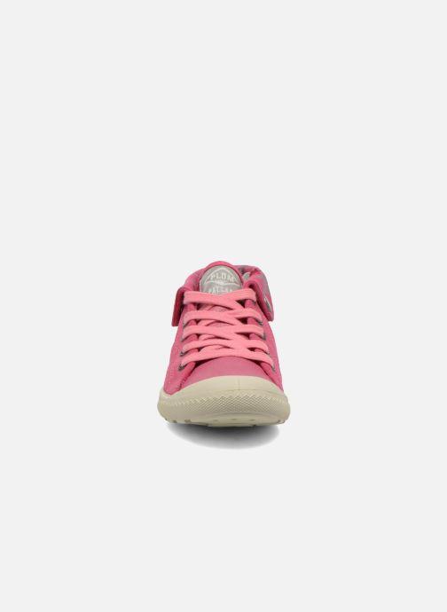 Baskets P-L-D-M By Palladium Letty Bkl Rose vue portées chaussures