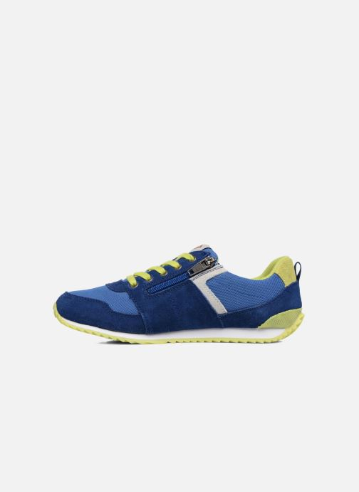 Sneakers P-L-D-M By Palladium Fabeo Nyl Blauw voorkant