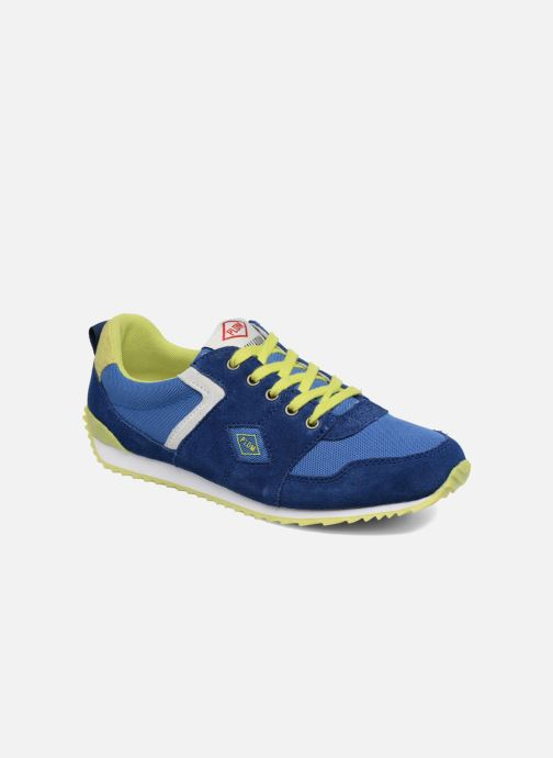 Sneakers P-L-D-M By Palladium Fabeo Nyl Blauw detail