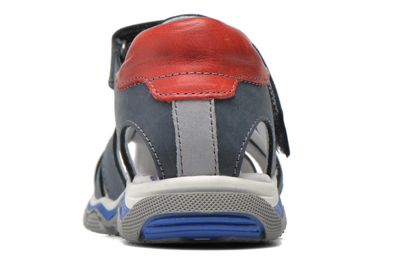 Sandales et nu-pieds Babybotte Kargo Bleu vue droite