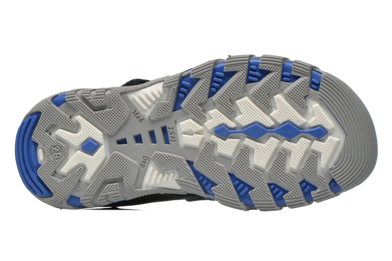 Sandales et nu-pieds Babybotte Kargo Bleu vue haut