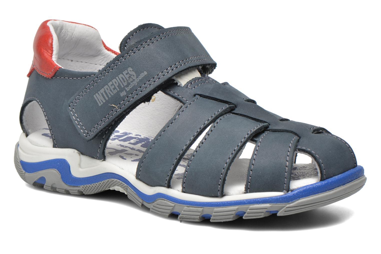 Sandales et nu-pieds Babybotte Kargo Bleu vue détail/paire
