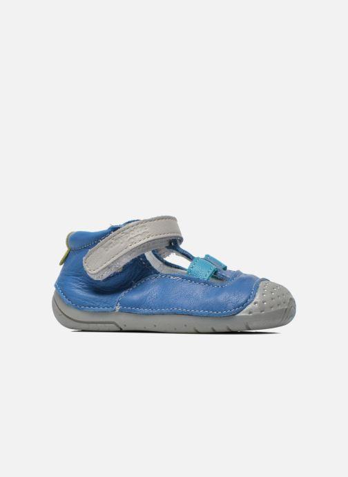 Pantoffels Babybotte Zefir Blauw achterkant