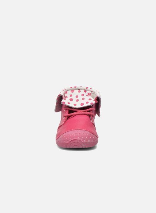 Boots en enkellaarsjes Babybotte Zeus Roze model