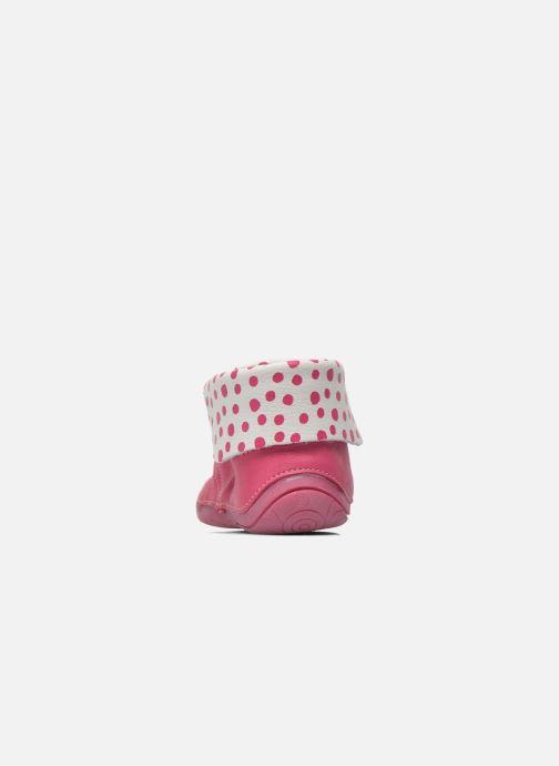 Boots en enkellaarsjes Babybotte Zeus Roze rechts