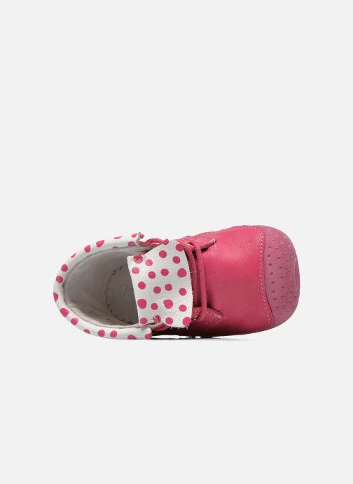 Boots en enkellaarsjes Babybotte Zeus Roze links