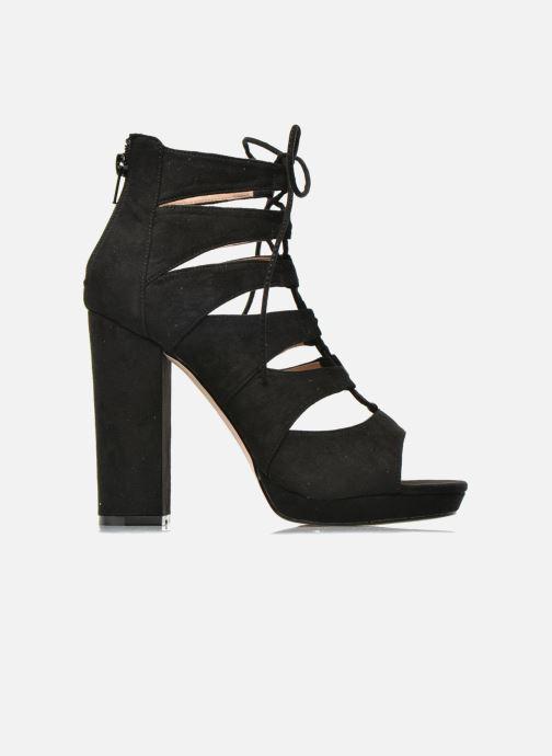 Sandales et nu-pieds La Strada Norana Noir vue derrière