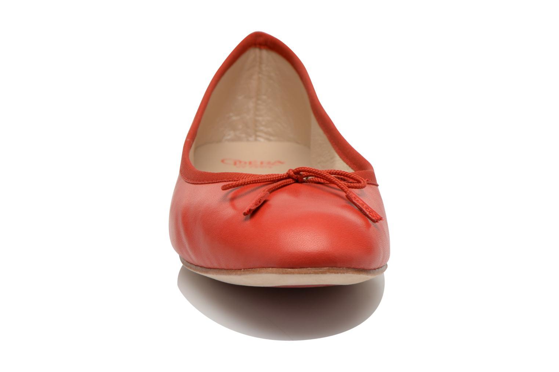 Ballerines Opéra national de Paris Eden Rouge vue portées chaussures