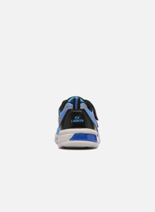 Trainers Skechers Erupters II Lava Arc Blue view from the right