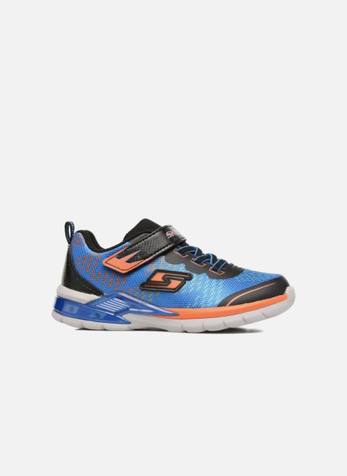 Trainers Skechers Erupters II Lava Arc Blue back view
