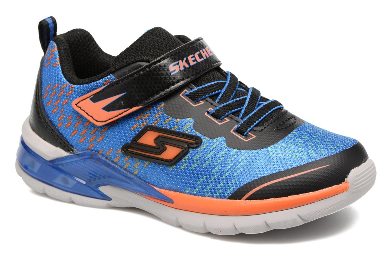 Sneakers Skechers Erupters II Lava Arc Azzurro vedi dettaglio/paio