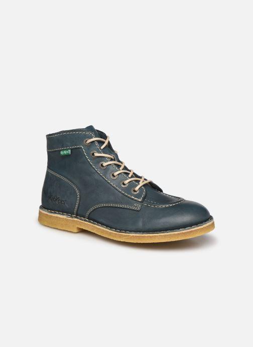 Stiefeletten & Boots Kickers Kick legend H blau detaillierte ansicht/modell