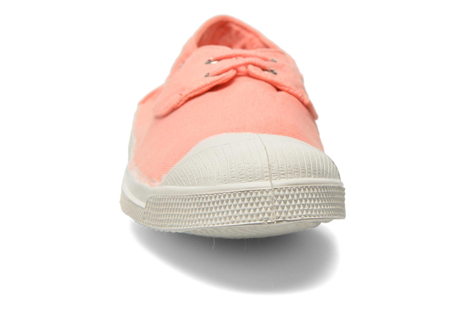 Trainers Bensimon Tennis bateau Orange model view