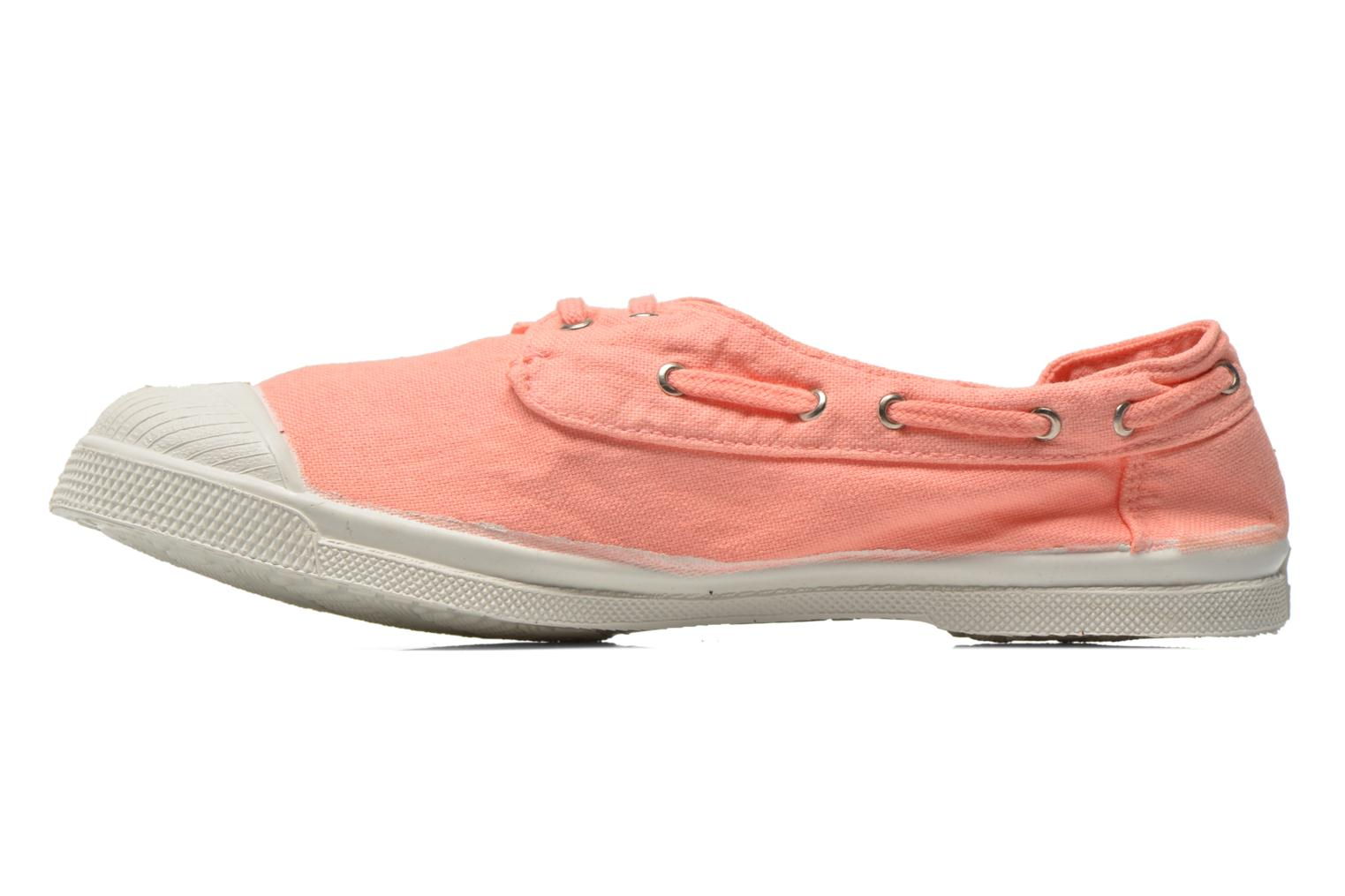 Trainers Bensimon Tennis bateau Orange front view