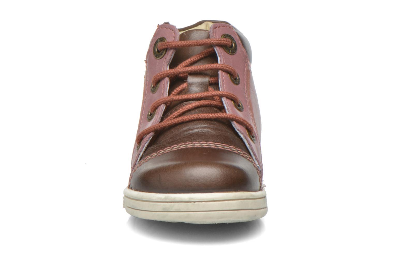 Bottines et boots Kickers Tralala Marron vue portées chaussures