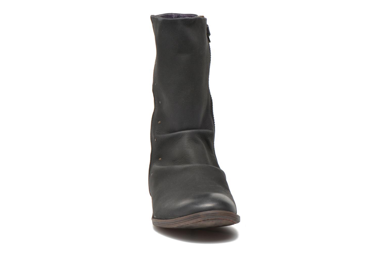 Støvler & gummistøvler Kickers Robin Sort se skoene på