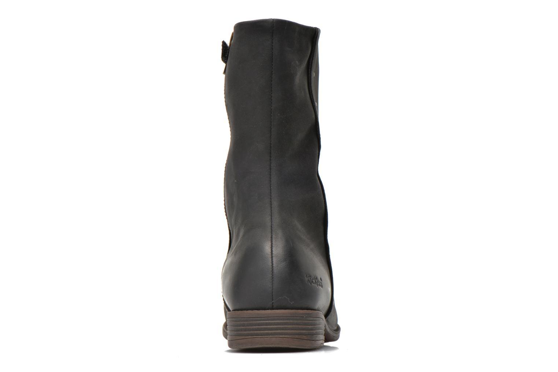 Støvler & gummistøvler Kickers Robin Sort Se fra højre