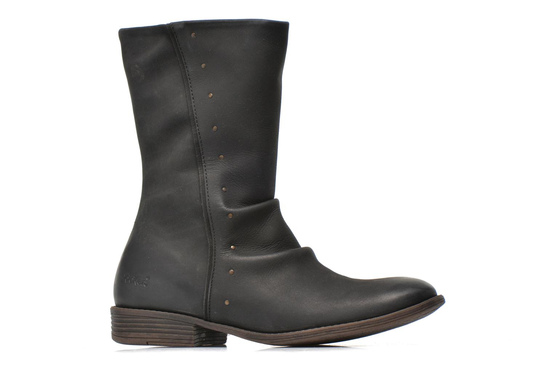 Støvler & gummistøvler Kickers Robin Sort se bagfra