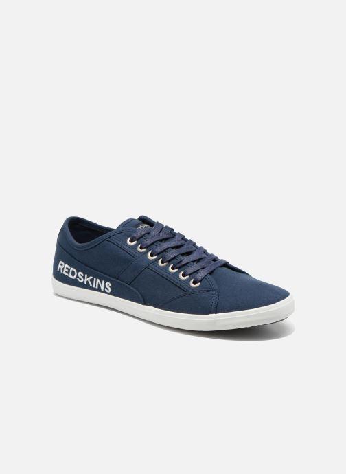 Sneakers Redskins Zivec Blauw detail