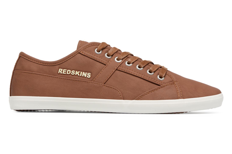 Sneakers Redskins Zivol Bruin achterkant