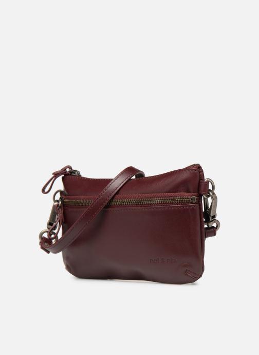 Mini Bags Nat & Nin Vicky2 weinrot schuhe getragen