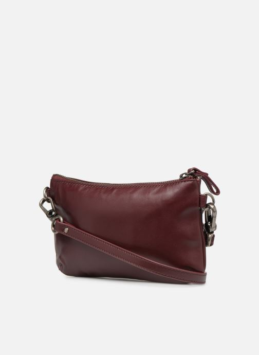 Mini Bags Nat & Nin Vicky2 weinrot ansicht von rechts