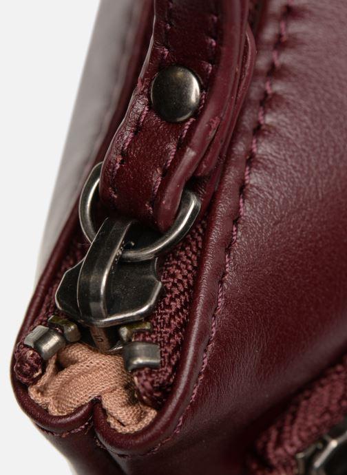 Mini Bags Nat & Nin Vicky2 weinrot ansicht von links