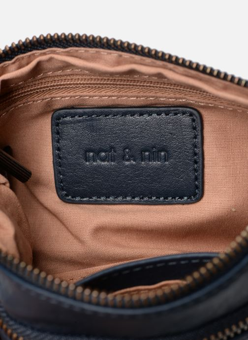 Mini Bags Nat & Nin Vicky2 blau ansicht von hinten