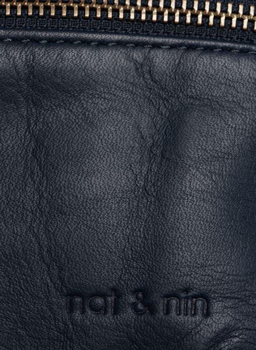 Mini Bags Nat & Nin Vicky2 blau ansicht von links